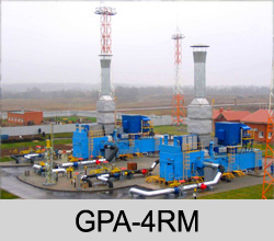 GAS COMPRESSOR EQUIPMENT GPA-4RM