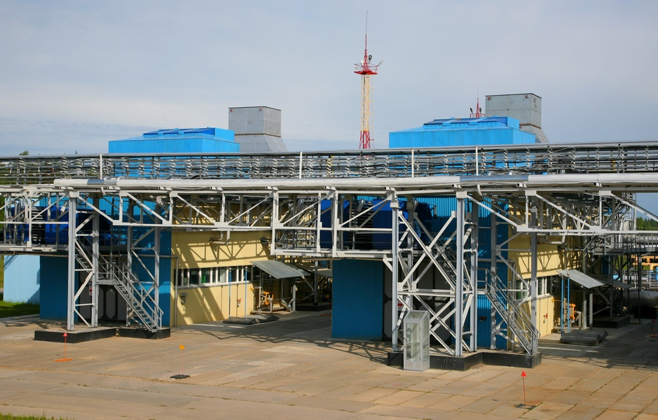 Gas compressor equipment GPA-10RM Nyuksenica 2